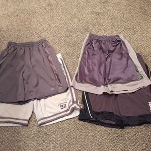 Men's Basketball Gym Shorts 🏀 AND1 / Colosseum